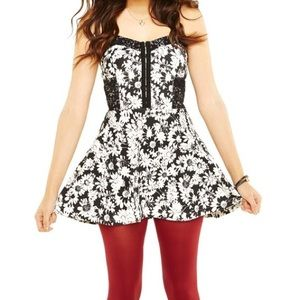 Aeropostale x Bethany Mota Daisy Skater Dress